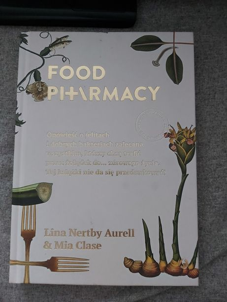 Książka food pharmacy