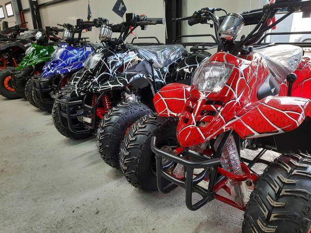 Quad ATV Beretta KXD 125cc 1+1 wsteczny mały RATY Barton MINI