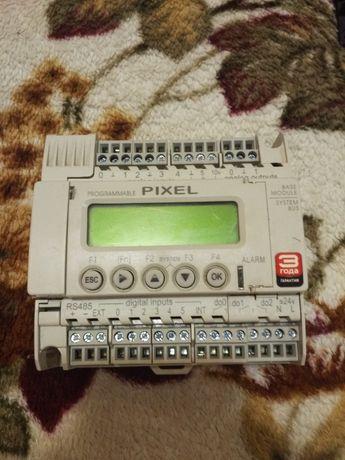 ПЛК контролер segnetics pixel 1211-02-0