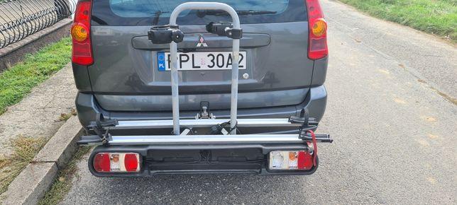 Bagażnik rowerowy montowany na hak
