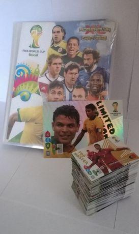 Karty Panini World Cup Brasil 2014