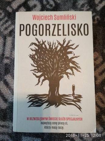 Książka Pogorzelisko
