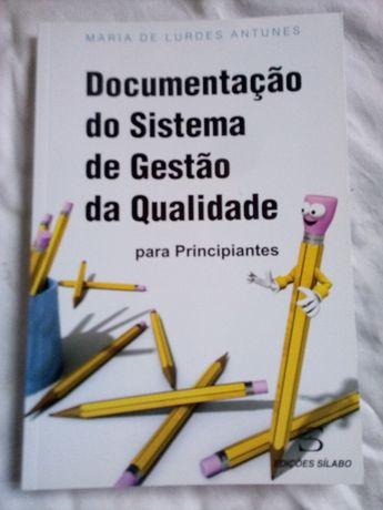 Livro, Documentação do Sistema de Gestão da Qualidade