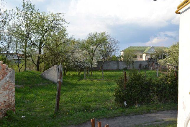 Земельна ділянка в центрі міста Сокаль під забудову