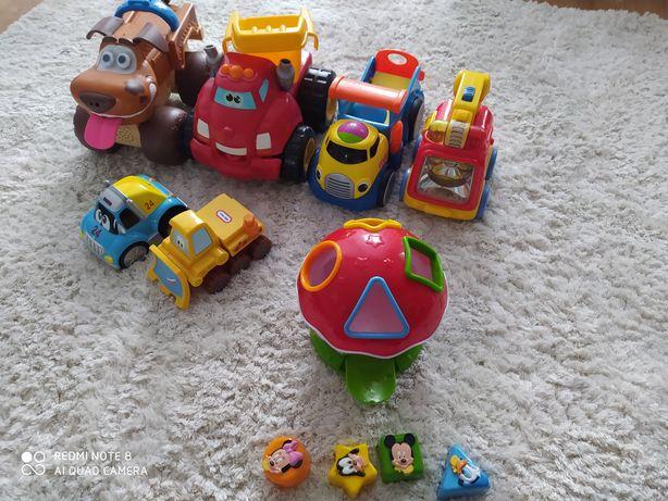 Interaktywne samochody