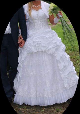 Suknia Slubna,akcesoria
