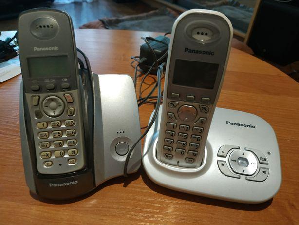 Радиотелефон Panasonic kx-tcd215 kx-tg7321 kx-tca121 kx-tga731