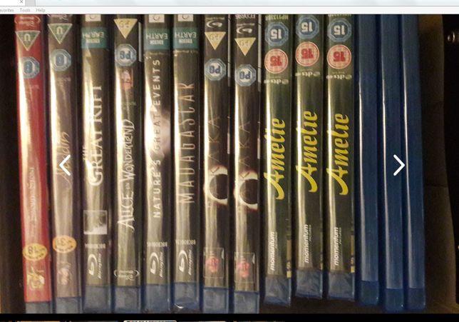 AMELIE AMELIA - Blu-ray folia