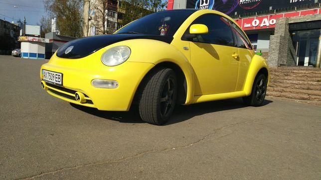 Продам VW beetle (Жучка) 2.0 1999г.в. ГБО_2020