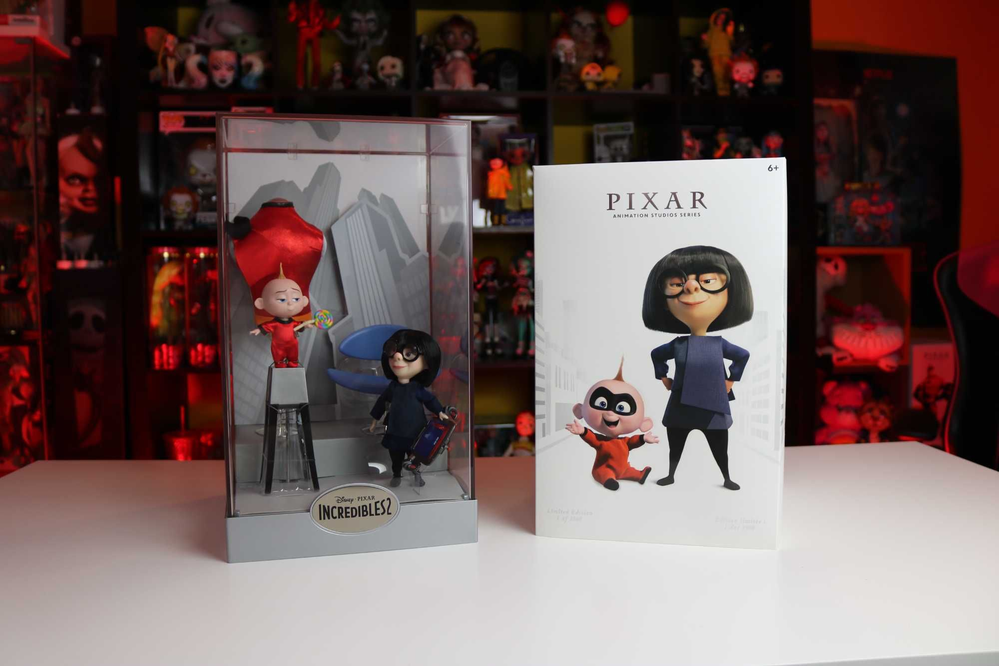 Disney Store - The Incredibles 2 - Designer Collection Set