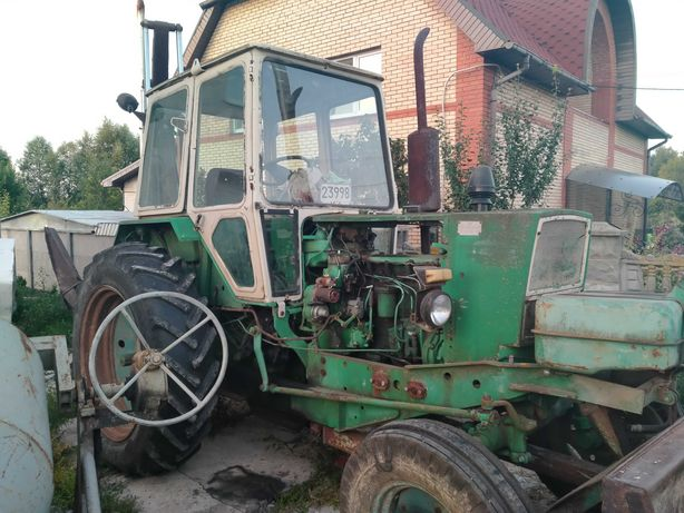 Продам екскаватор ЮМЗ ЕО-2621В