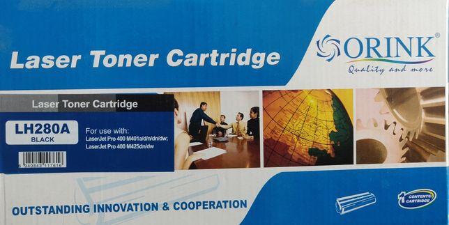 Nowy Toner do drukarki laserowej LaserJet Pro 400 LH280A