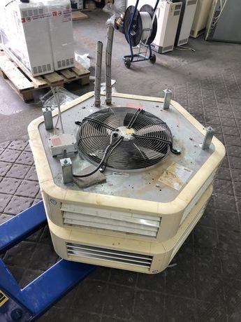 Nagrzewnica wodna CO KAMPMANN 15 kW
