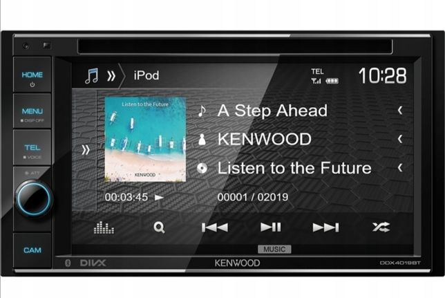 Radio Kenwood Ddx4017dab Okazja!!!