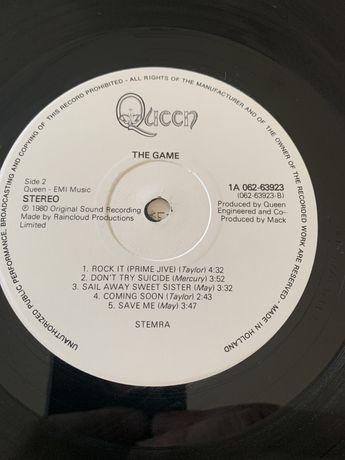 Queen the game Lp płyta winylowa