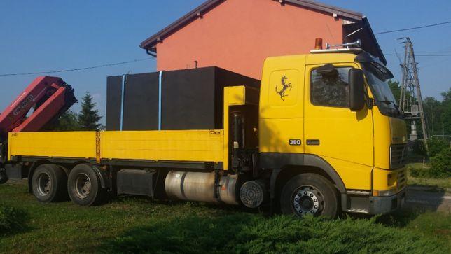 szamba 8m3 szambo betonowe