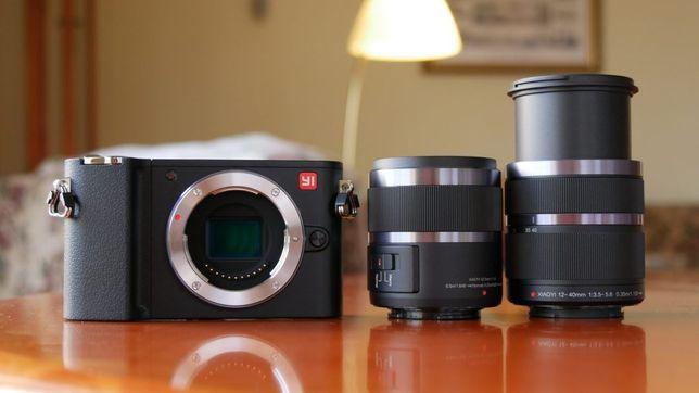 Без дзеркальний цифровий фотоапарат Xiaomi Yi M1 Sony IMX269 Mi Mijia