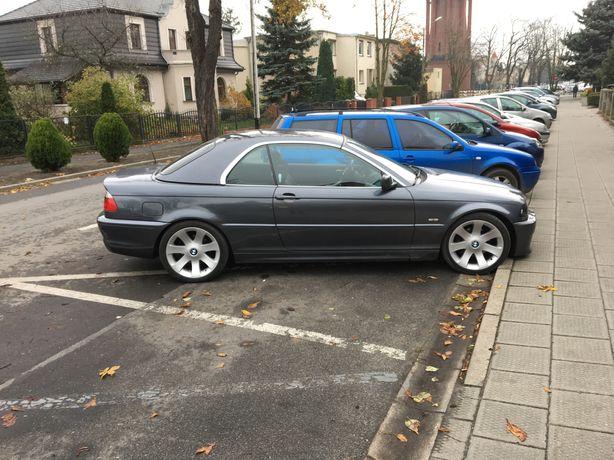 Hardtop e46 BMW Twardy dach