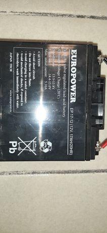 Europower ep 17-12 akumulator 2 sztuki