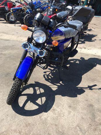 Продам мотоцикл альфа Spark SP110C-2C с возможной бесплатной доставкой