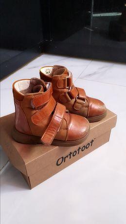 Ботиночки ботинки Ортофут ортопедические
