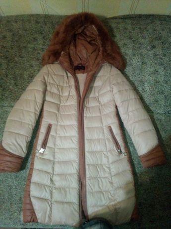 Пальто на зиму для ребенка