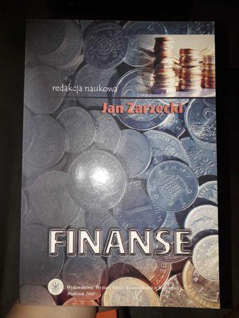 """Oddam za darmo podręcznik """"Finanse"""""""