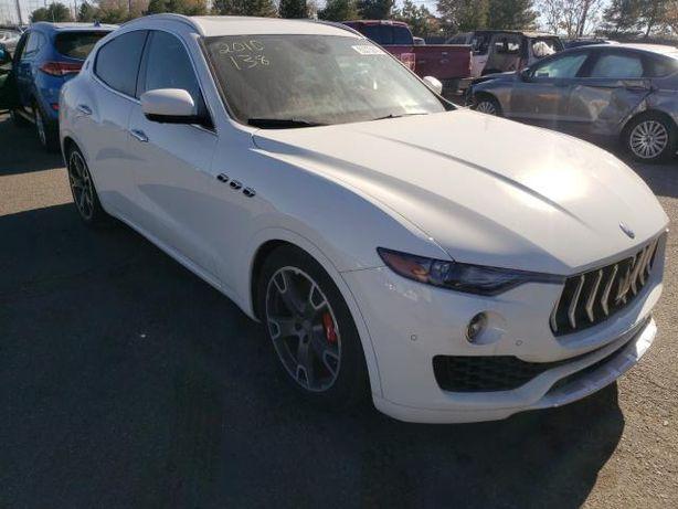 Maserati Levante S Luxury 2018 из США!