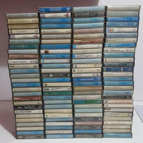 Vendo +- 200 Cassettes