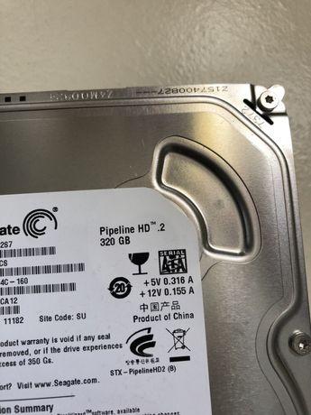 Disco Seagate 320 GB hd2