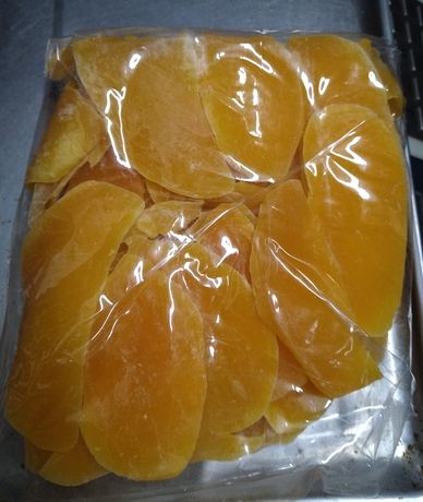 Манго сушеное 1кг без сахара