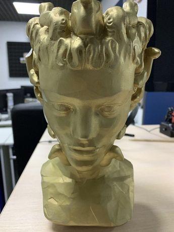 Продаю голову ГОРГОНЫ (скульптура - органайзер)