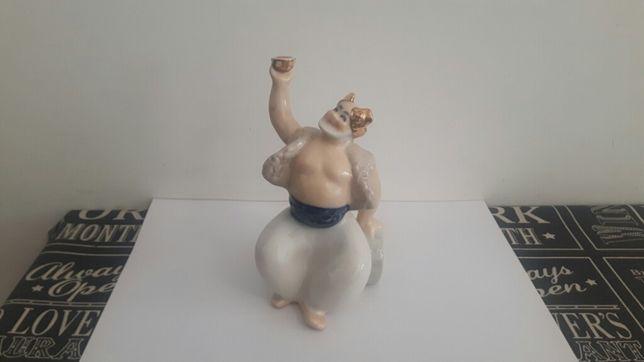 """Figurka Korostien """"Bachus"""" porcelana"""