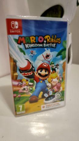 Mario Rabbits Kingdom Battle - Nintendo Switch