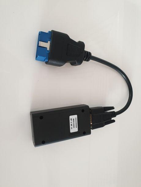 Kasownik Błędów Mercedes Actros MP2 MP3
