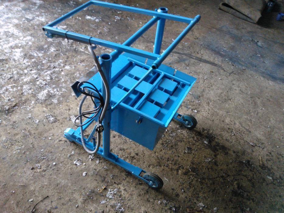 Вибростанок, станок для производства шлакоблоков Житомир - изображение 1