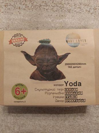 3D пазлы Йода Yoda набор