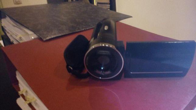 Máquina filmar e fotográfica digital nova