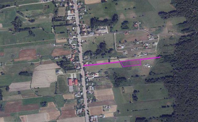 Działka - Nowinka koło Augustowa
