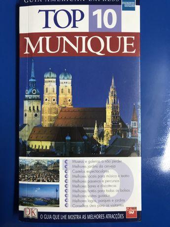 Guia da cidade de Munique