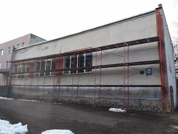 Здам в оренду будівельне риштування по м. Тернопіль, Тернопільській об