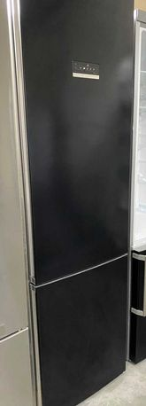 НОВЫЙ Чёрный Холодильник BOSCH KGN39IDA
