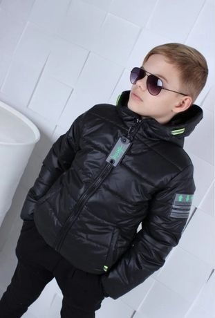 Куртка для мальчика. осень-весна. Размер 122
