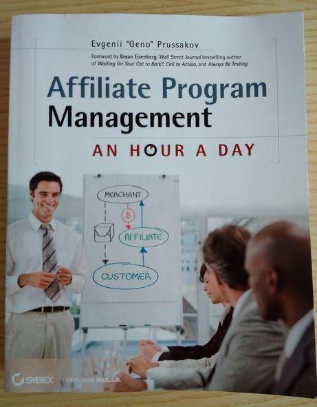 "Книга ""Affiliate Program Management: An hour a day"" Geno Prussakov"