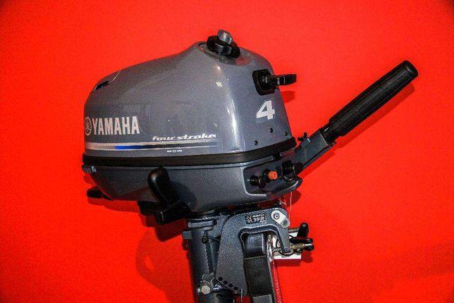 "Silnik zaburtowy Yamaha 4KM F4 BMH ""S"" i ""L"""