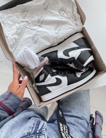Кроссовки Nike Air Jordan black / Аир джордан черные 38 39 42 43