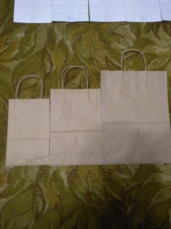 Бумажные пакеты оптом и в розницу