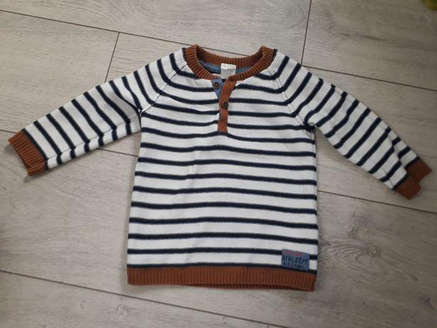 Sweter H&M 74 cm 6-9 miesięcy