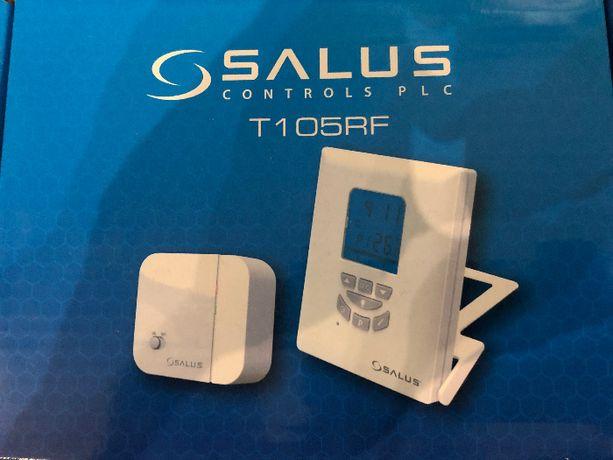 Salus t105rf regulator temperatury
