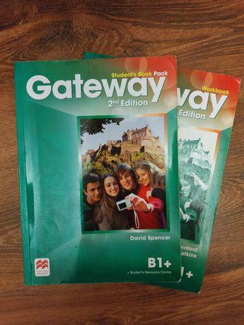 Gateway Учебник и тетрадь